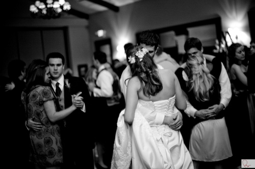 Last slow dance of the reception. Forever by Ben Harper.