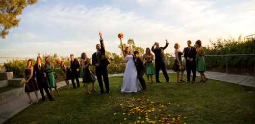 Funnest Wedding Party EVER.