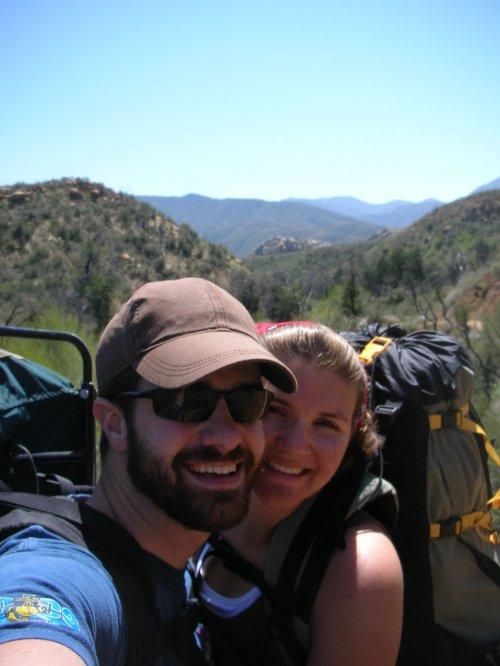 Sespe Wilderness, near Ojai, California