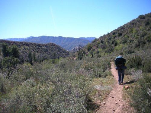 Sespe Wilderness, CA