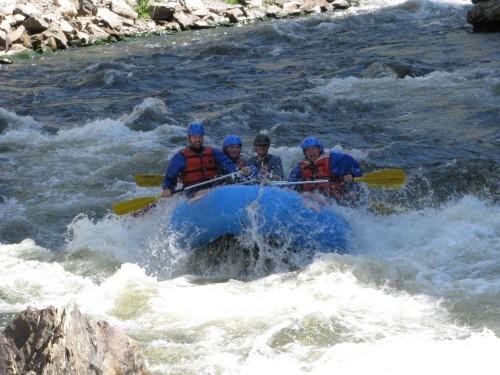 The Poudre River, Fort Collins, Colorado