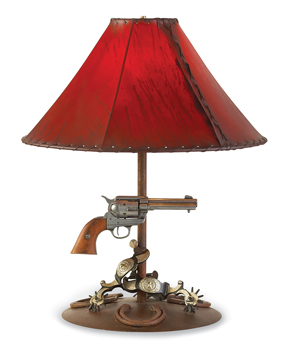 cowboy lamp