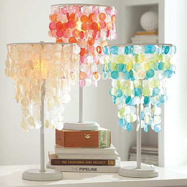 beach themed lamps