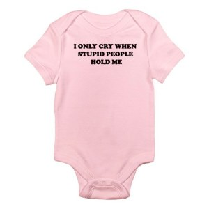 funny baby gift